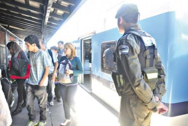 Proyecto de Resolución – Gendarmería Nacional custodie las estaciones ferroviarias