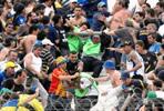 PARLAMENTARIO 30/10/2012 Acusan al Gobierno de no tener voluntad de erradicar la violencia en el fútbol