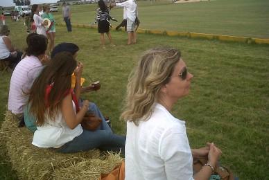 Partido de polo en Punta del Este a beneficio de la Fundación Alejandra Forlan y otros…
