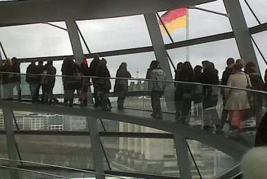 En el Parlamento alemán…