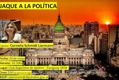 JAQUE A LA POLÍTICA