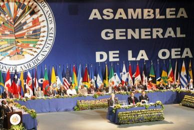 Proyecto de Resolución – Carta democrática Interamericana de la OEA