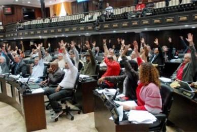 Solidaridad Internacional contra la Ley de Abastecimiento y a favor de la libertad y la democracia en Argentina – Recibimos firmas de diputados venezolanos