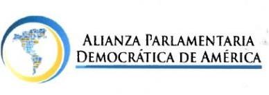 Solidaridad Internacional contra la Ley de Abastecimiento y a favor de la libertad y la democracia en Argentina – Apoyo de la Alianza Parlamentaria Democrática de América