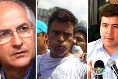 Pedido de liberación a los presos políticos en Venezuela
