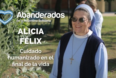 Alicia Félix, Abanderada 2016