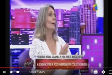 "AMÉRICA TV 16/01/2017 Programa ""Intratables"""