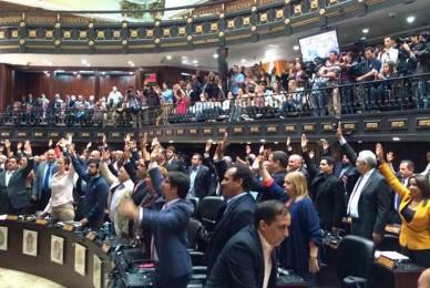 Declaración sobre Venezuela