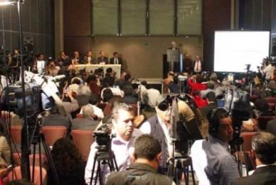 Proyecto de Ley – Institucionalización de conferencias de prensa