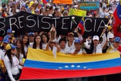 Proyecto de Resolución – Expresar preocupación por la conflictiva situación política, humanitaria y social de Venezuela
