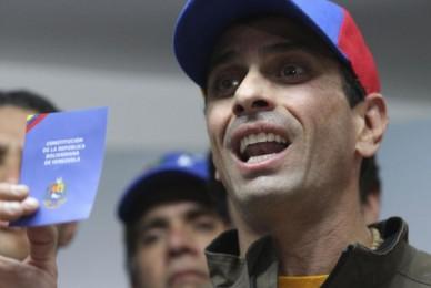 Declaración – Solidaridad con el gobernador venezolano Henrique Capriles