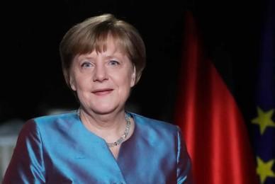 Carta de agradecimiento a Angela Merkel