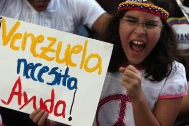 Proyecto de Resolución – Expresar  preocupación frente a la profunda crisis humanitaria en Venezuela