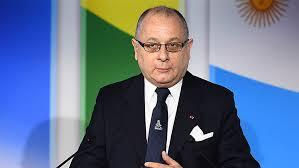 Nota al embajador Jorge Faurie por documento de Malvinas