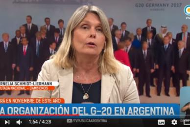 TV PÚBLICA 14/02/2018 programa «Televisión Pública Noticias»