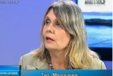 """CANAL METRO 12/04/2018 programa """"Entre Ustedes y Nosotros TV"""""""