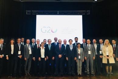 Apertura de la Cumbre del Consumidor del G20