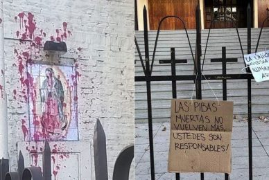 Proyecto de Resolución – Preocupación por conductas intolerantes hacia tres Iglesias del barrio de Almagro