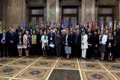 Encuentro del Parlamento Latinoamericano y Caribeño en el Senado