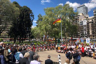 Aniversario de la Unidad de Alemania