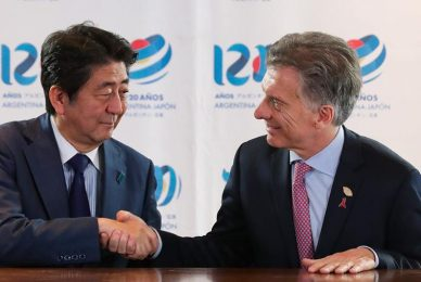 Potenciando vínculos de amistad con Japón