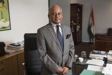 Carta al Embajador de India, Sanjiv Ranjan