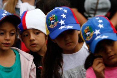 Proyecto de Declaración – Preocupación por la situación de los niños venezolanos