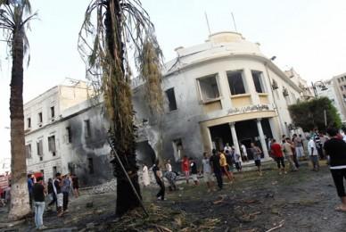 Proyecto de Resolución – Repudio al ataque contra la sede diplomática de Estados Unidos en la ciudad de Bengasi, Libia.