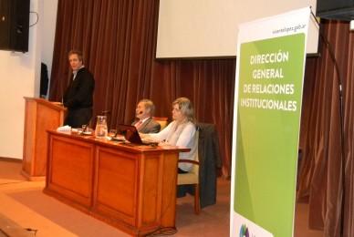 23/10/2012 – Conferencia sobre Adicciones – Vicente Lopez