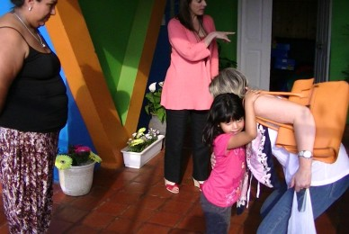 Hogar Pequeños Milagros en Posadas, Misiones.