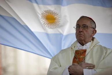 Estoy muy emocionada, orgullosa y esperanzada por el gran Papa que tendrá el mundo: Francisco