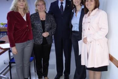 Diputado de la oposición venezolana visita el Congreso