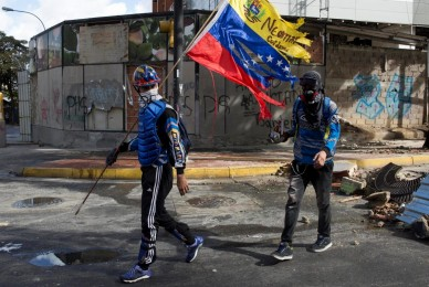 TN 30/07/2017 Se duplicó la cantidad de venezolanos que piden residencia definitiva en la Argentina