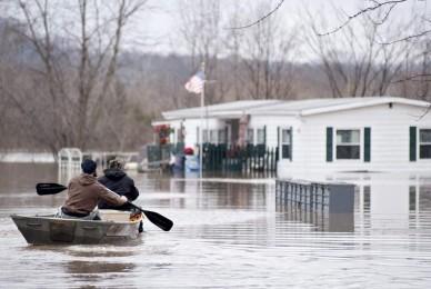 Proyecto de Declaración – Solidaridad con familiares y comunidades que sufrieron inundaciones