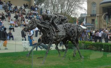 """Proyecto de Resolución – Declarar de interés el evento artístico solidario Horse Parade 2017 """"Sustentabilidad al galope"""" en Hipódromo de Palermo"""