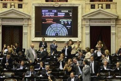 EL PARLAMENTARIO 23/11/2017 Cómo votaron en Diputados la paridad de género