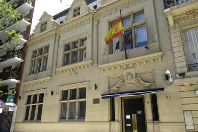 Carta de agradecimiento por buque Ara San Juan de parte del embajador de España