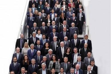 LA POLÍTICA ONLINE 09/02/2018 Habrá un foro parlamentario del G20 en el Congreso