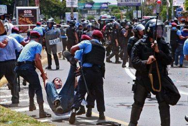 Comunicado enviado al embajador de la República de Nicaragua