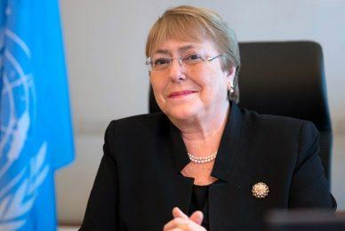Carta a Michelle Bachelet