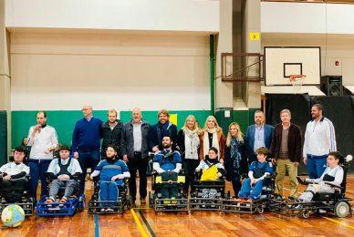 Selección argentina de Powerchair
