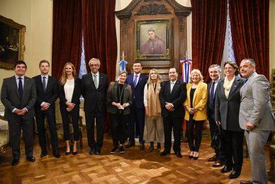 Grupo Parlamentario de Amistad con República Checa