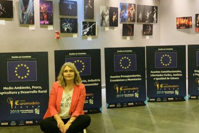 Euromodelo Joven