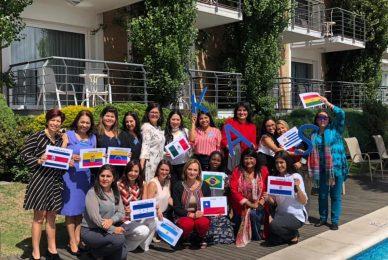 Red de Mujeres Líderes Humanistas