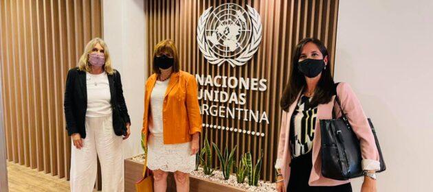 DENUNCIA ANTE LA ONU